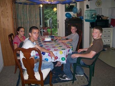 PJ 15th Birthday