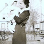 Aunt Jay and Ruthie 6-6-1934
