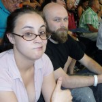 Chrissy and Jim joined me for EHS Graduation June 17th 2011