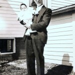 Uncle Paul Safstrom and Ruth 5-6-1934