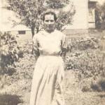 Anna Mattson 1918
