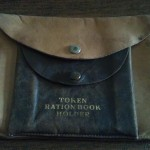 Token Ration Book Holder